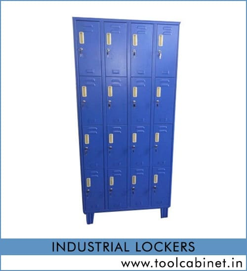 industrial lockers manufacturer, supplier & dealers in Ankleshwar, Gujarat
