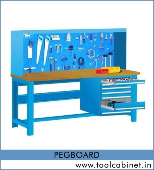 pegboard manufacturers, supplier & exporter in Jamnagar, Gujarat