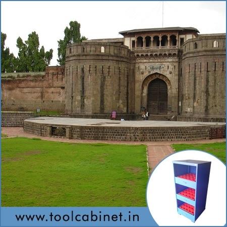 tool cabinet manufacturer, supplier & exporter in pune